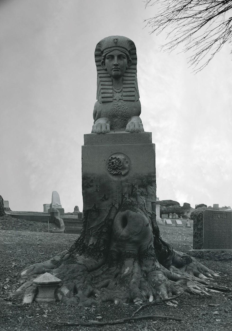 Sphinx Montage - Ben Morris