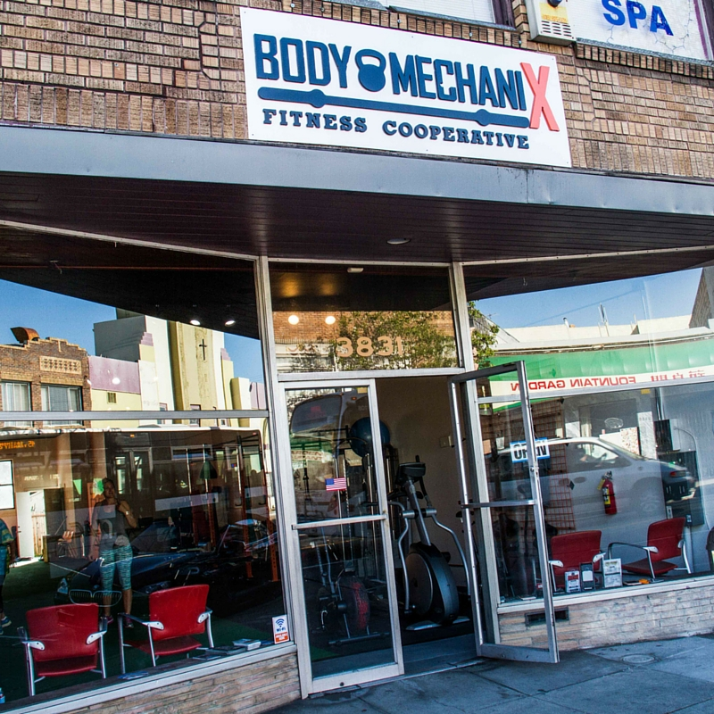Body Mechanix Fitness, Oakland Laurel