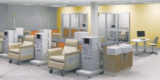 Satellite Dialysis Unit