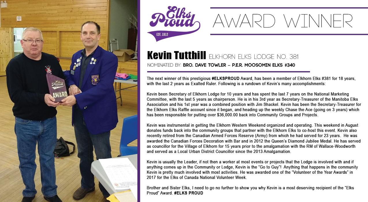 Kevin Tutthill