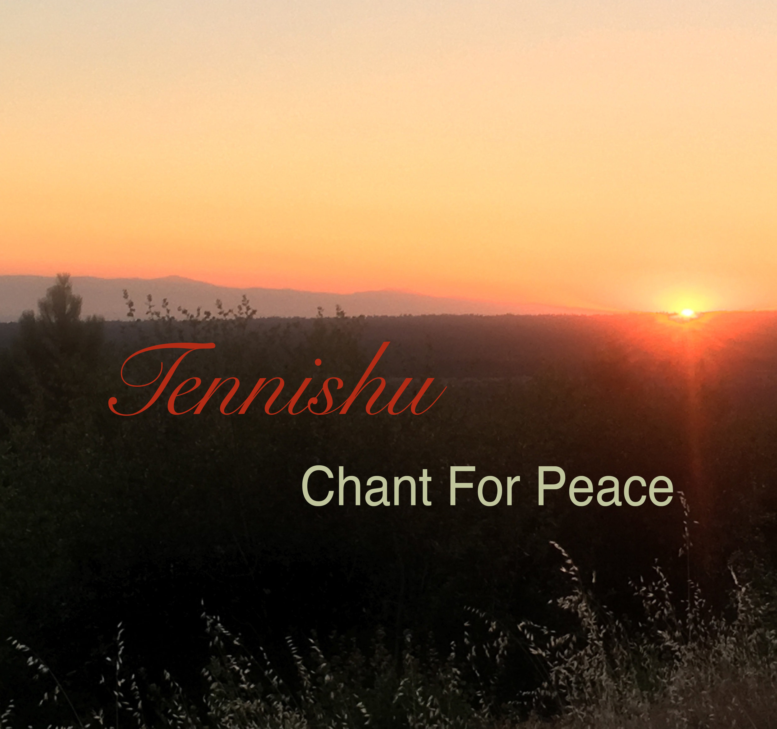Tennishu Chant For Peace EP