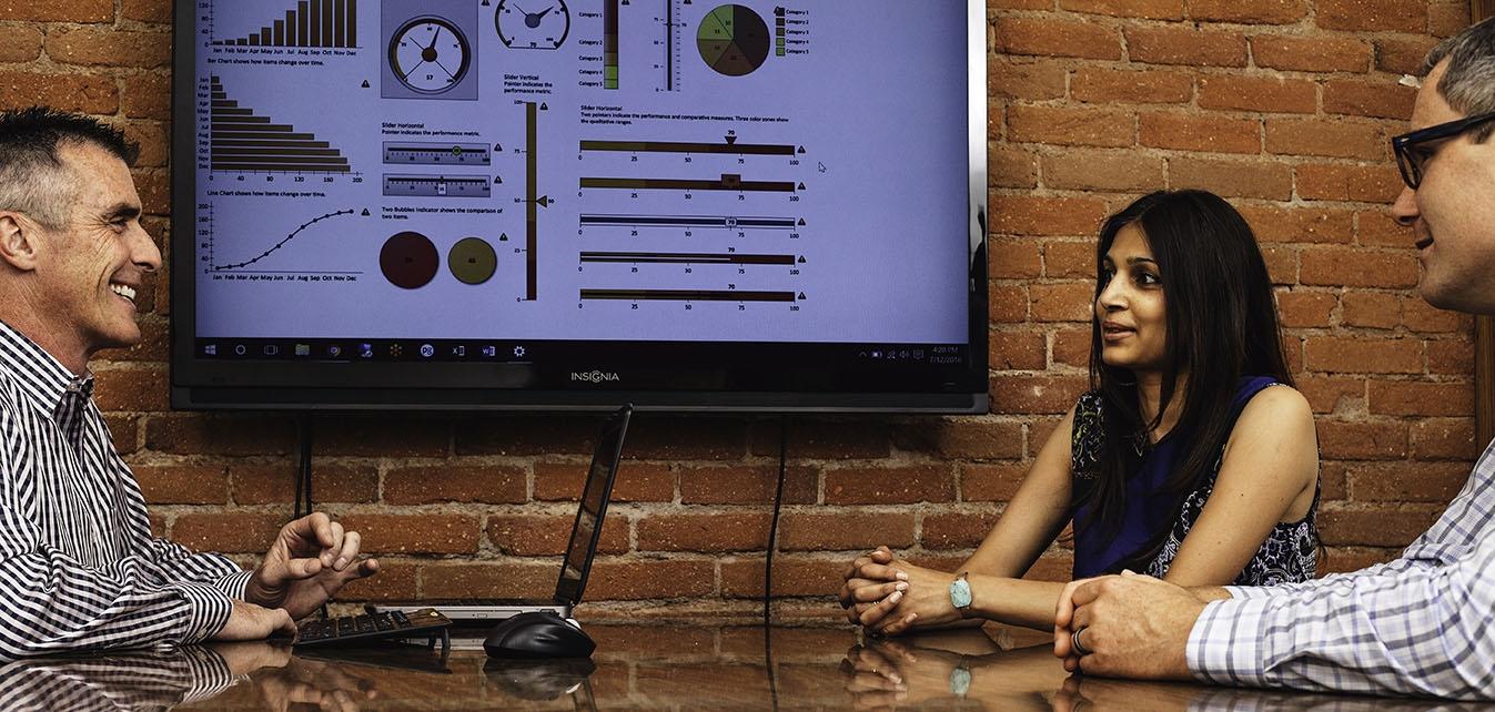 Financial planning team advises creative services client