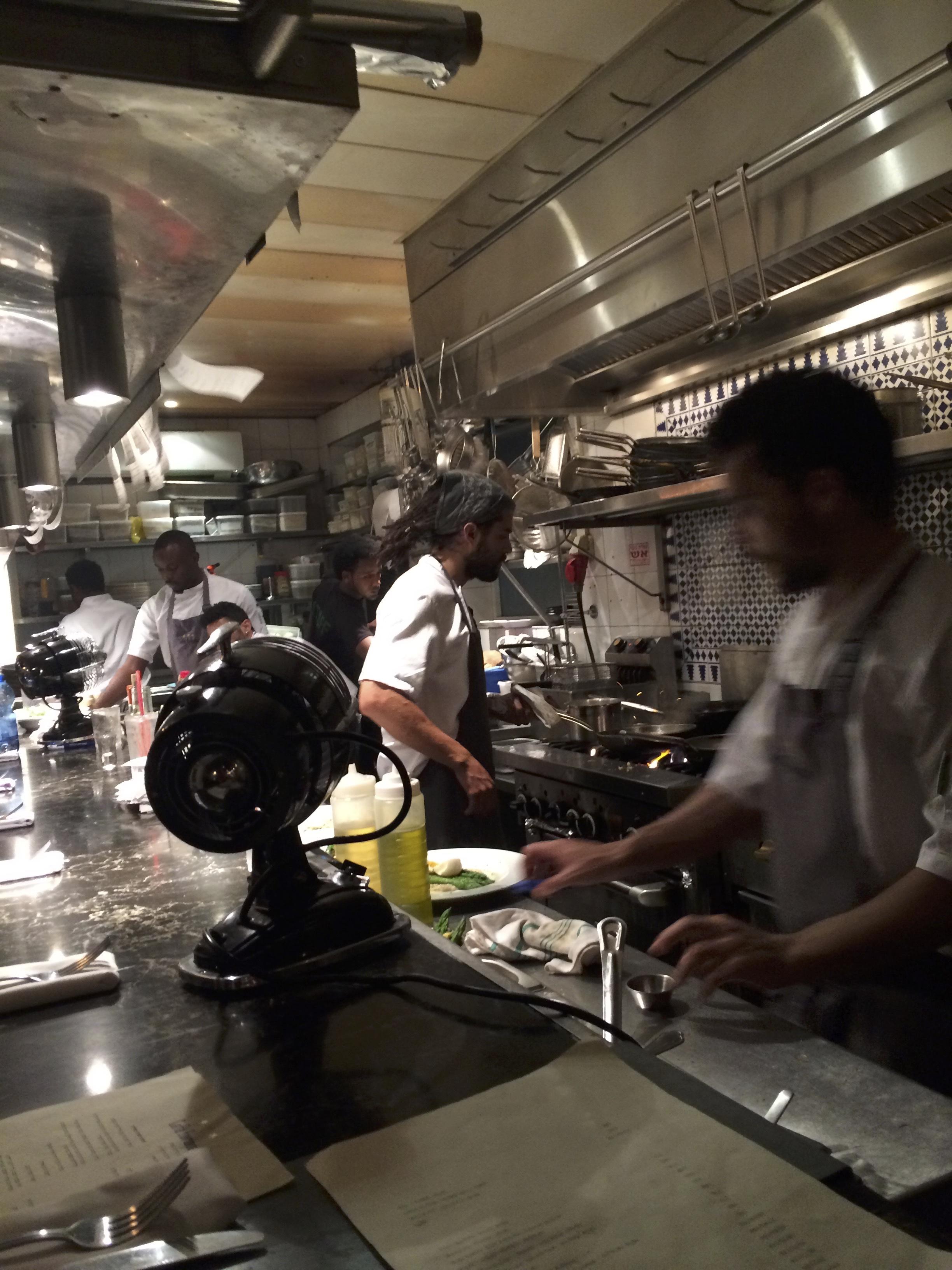 Restaurant in Tel Aviv Israel