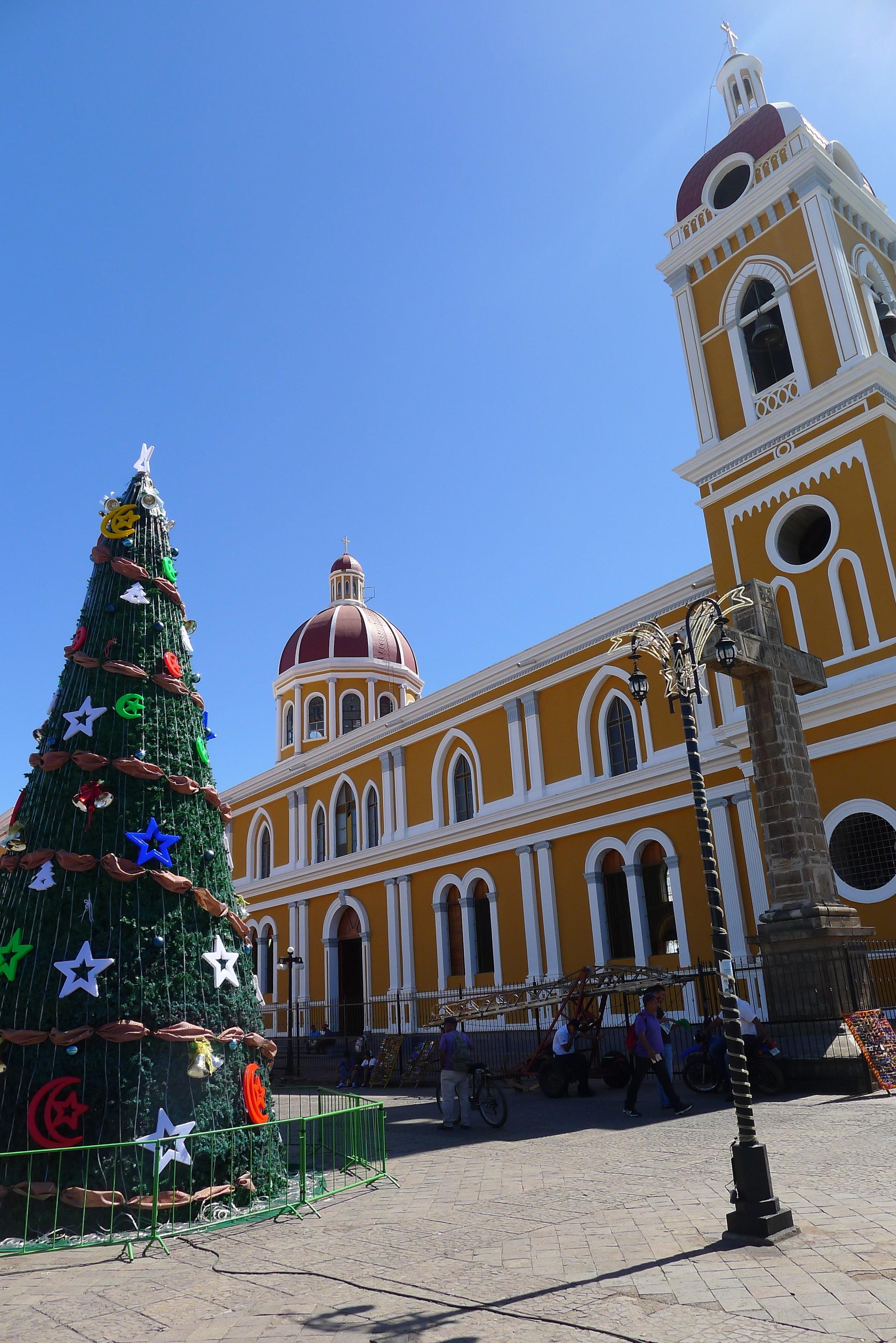 Christmas in Granada, Nicaragua
