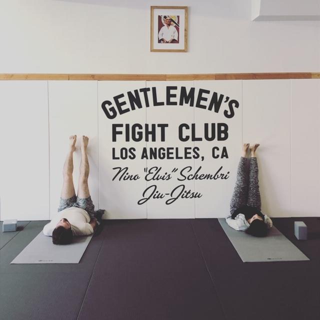 Gentlemen's Fight Club Los Angeles