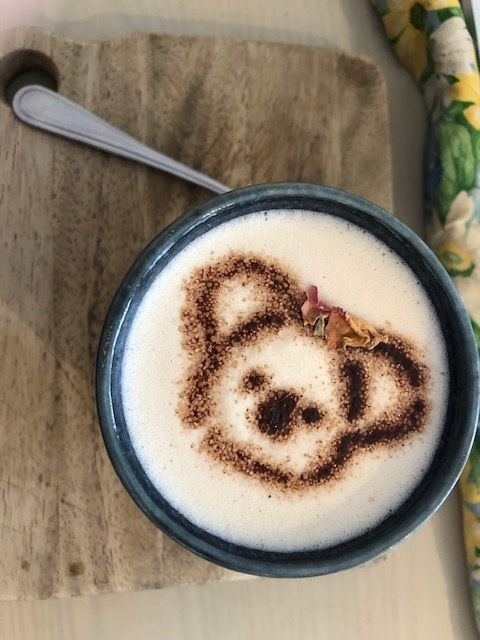 Koala latte The nine