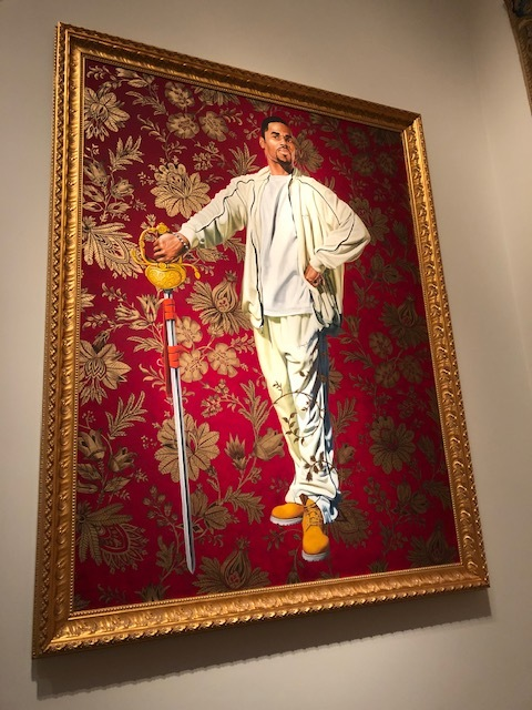 Kehinde Wiley VMFA