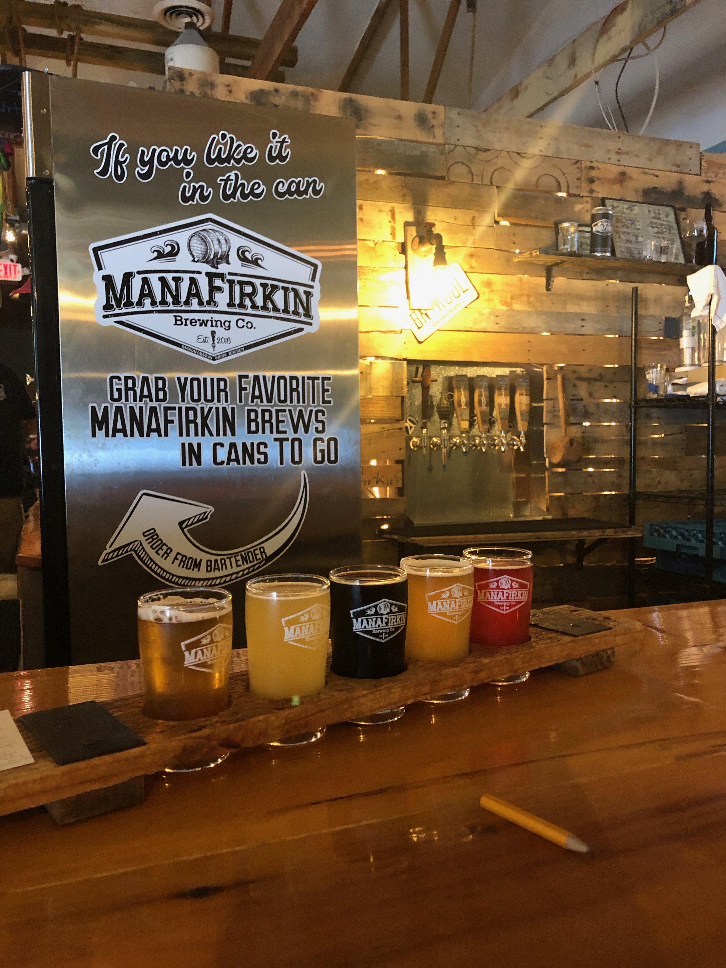 Manafirkin Brewing