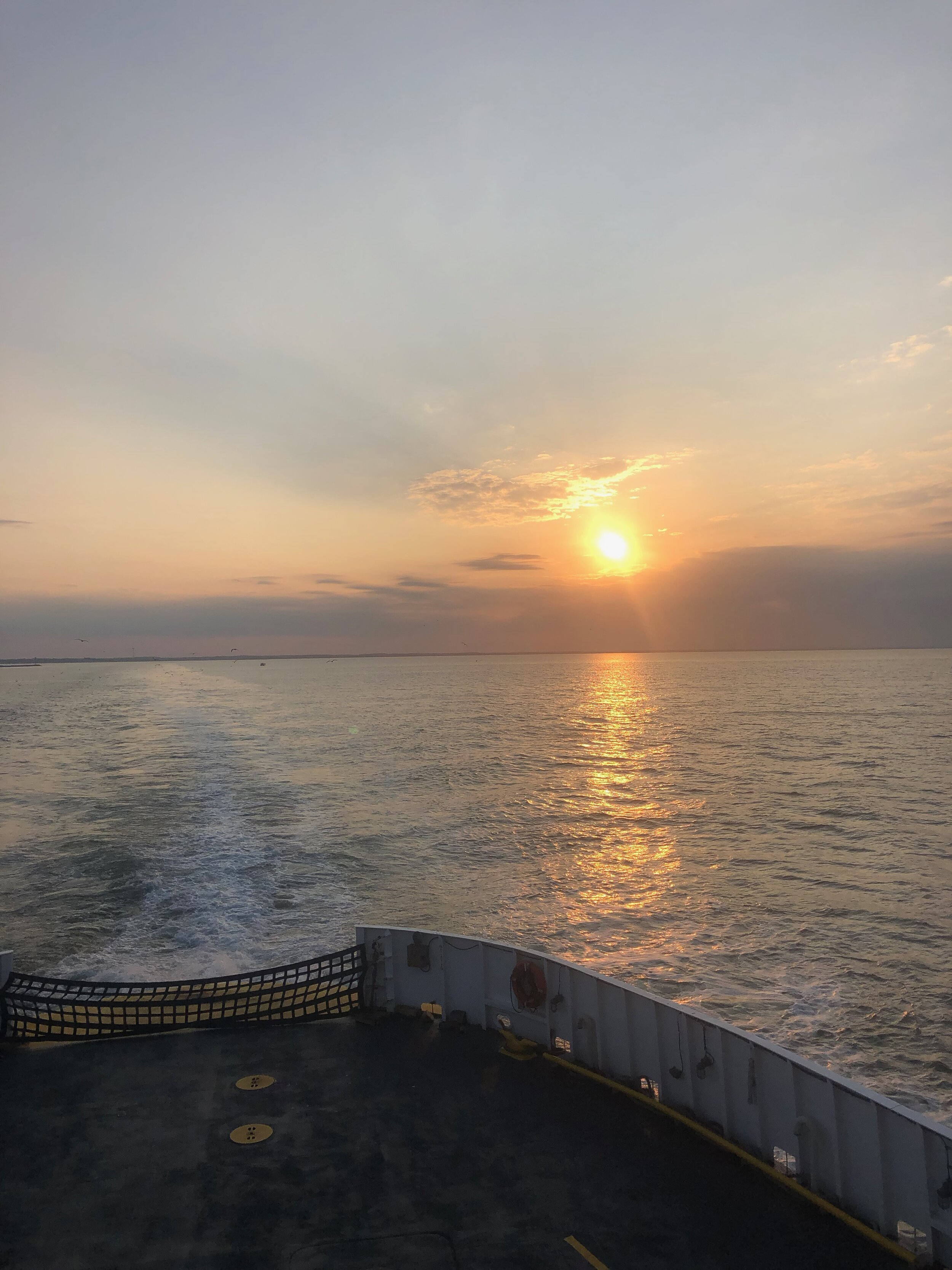 Cape May to Lewes ferry