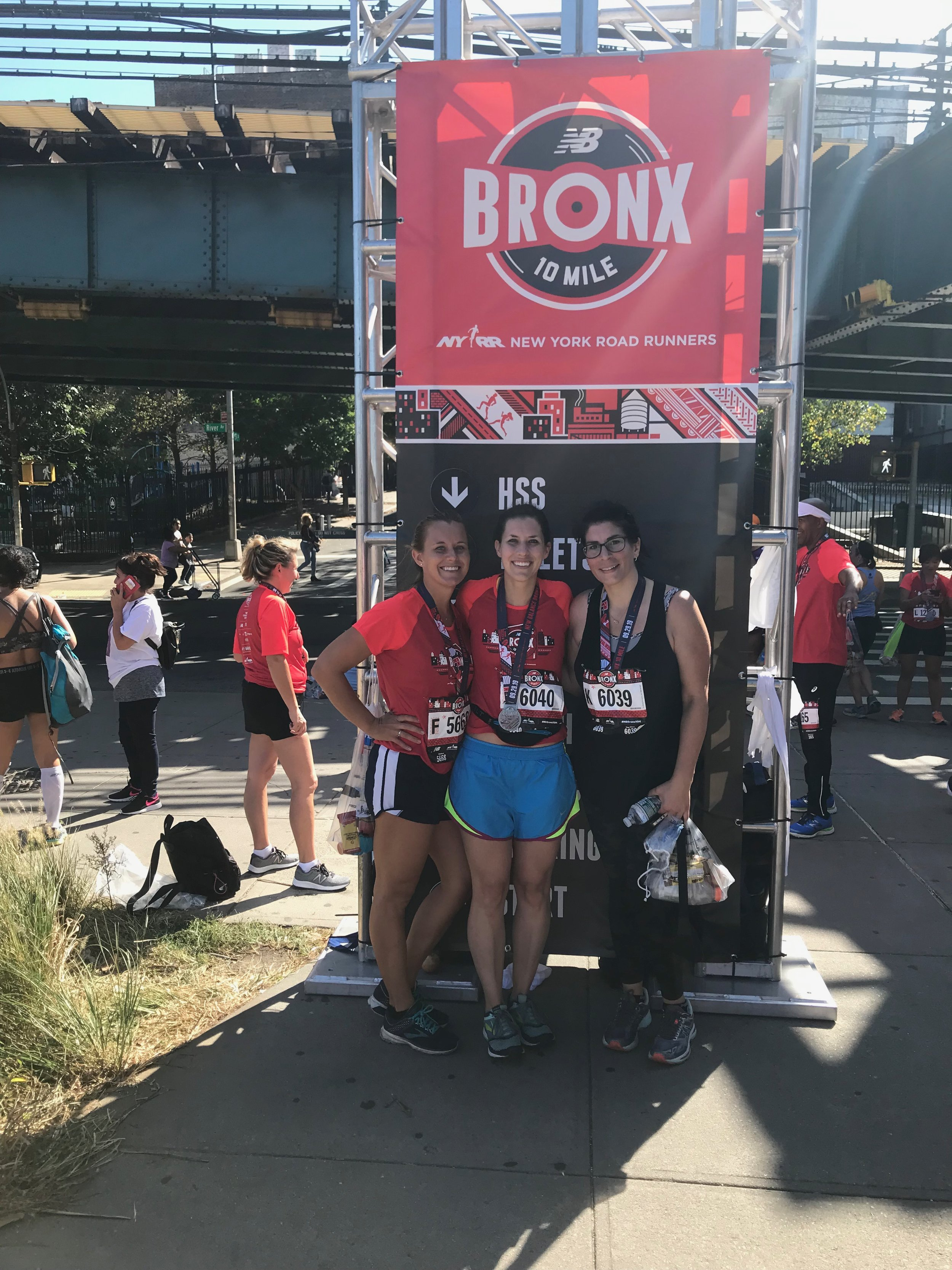 NB Bronx 10 miler