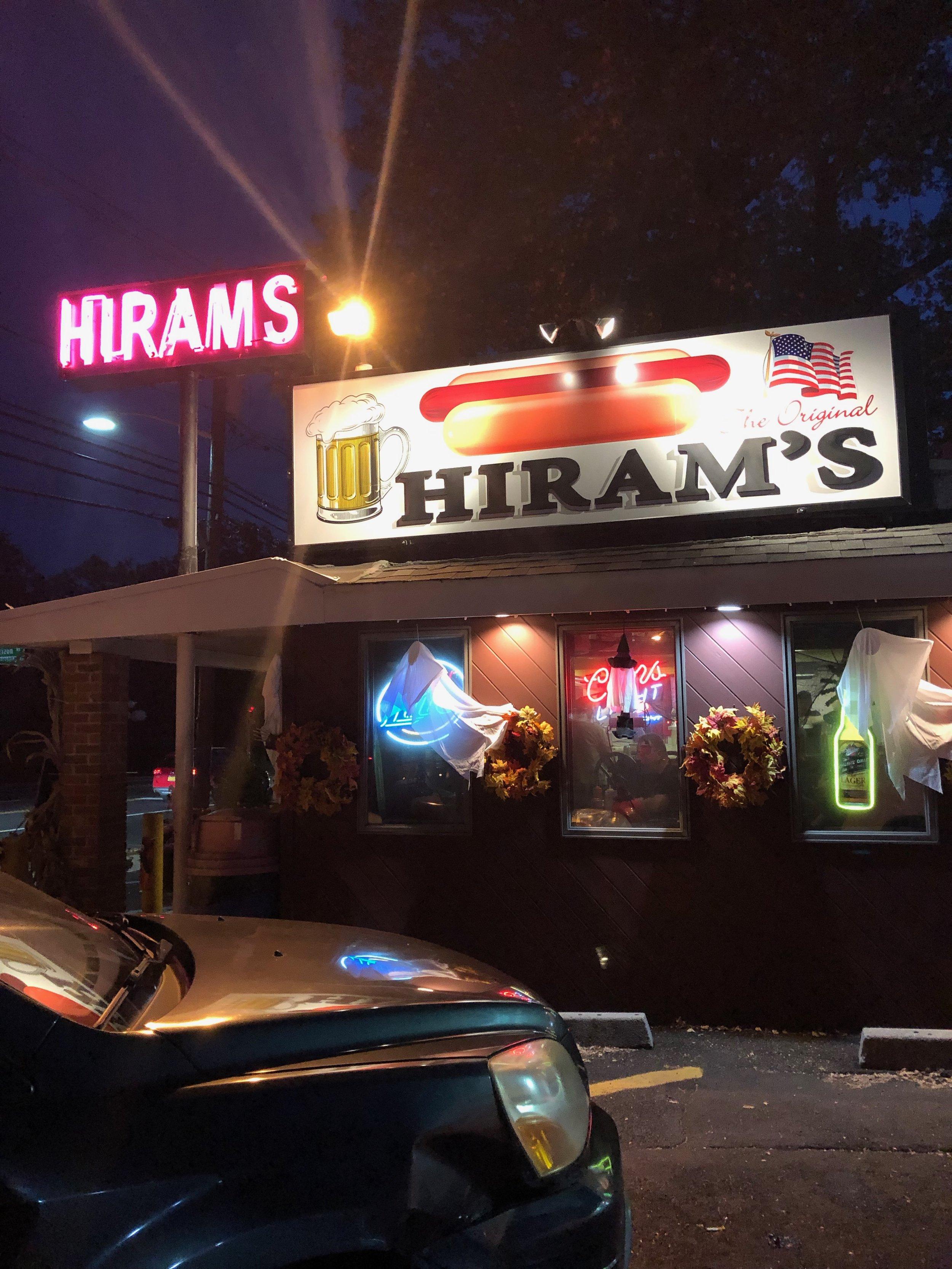 Hirams Fort Lee