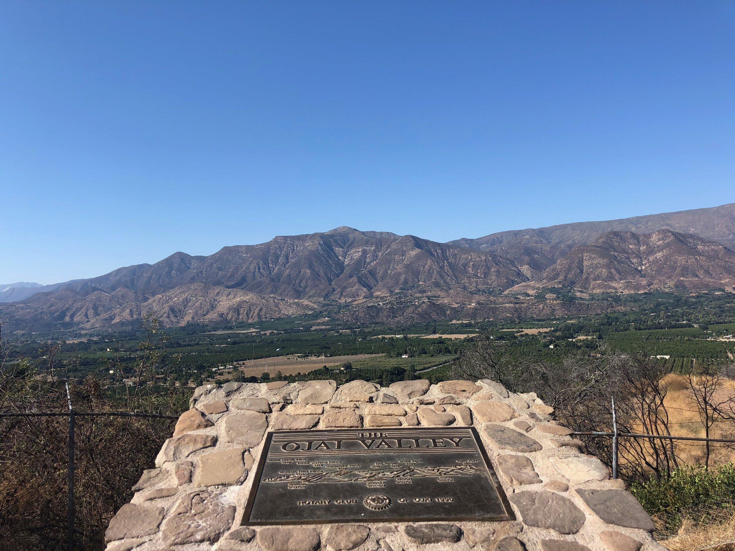 Ojai Valley CA