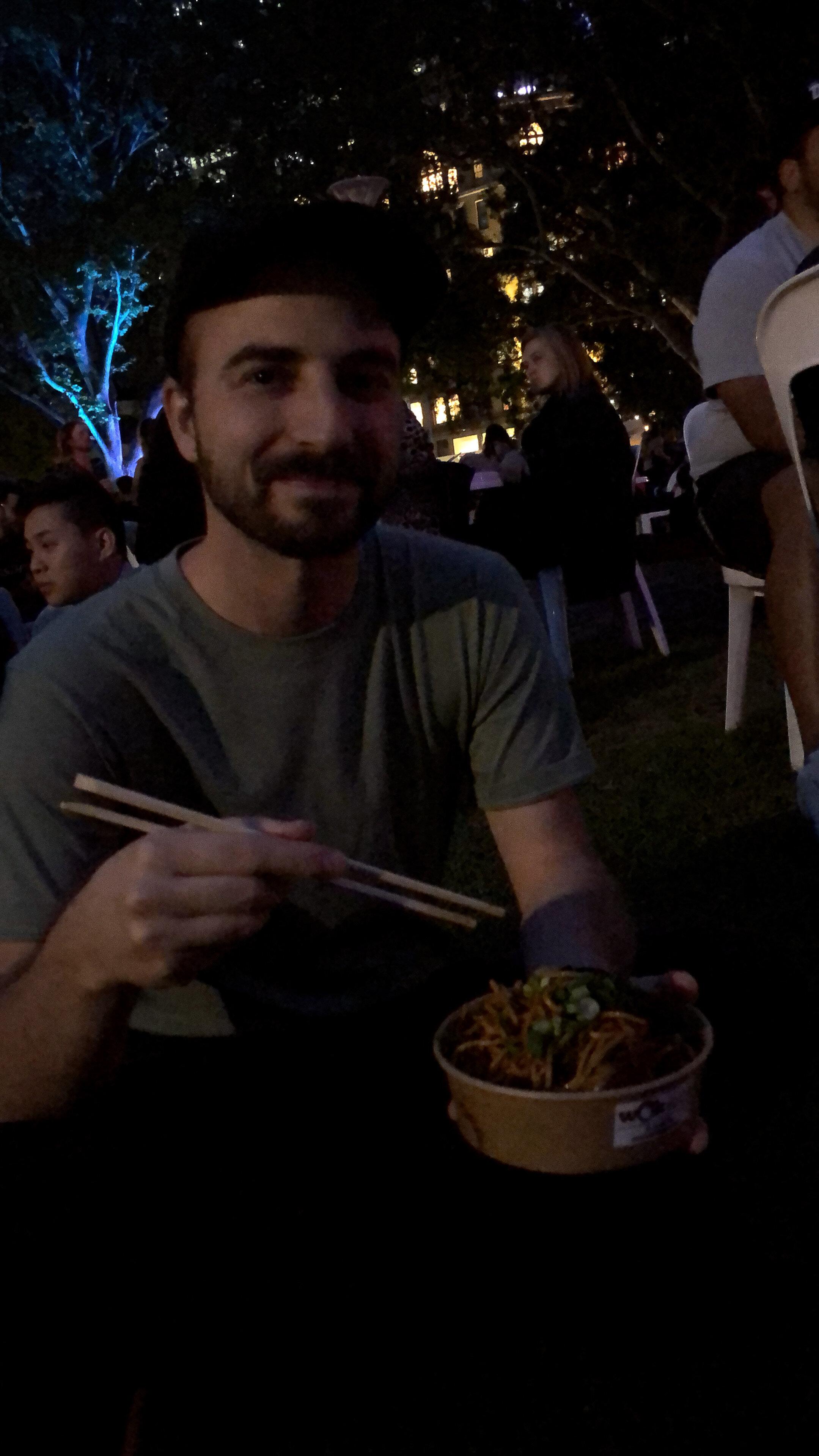Noodle Night Market Sydney