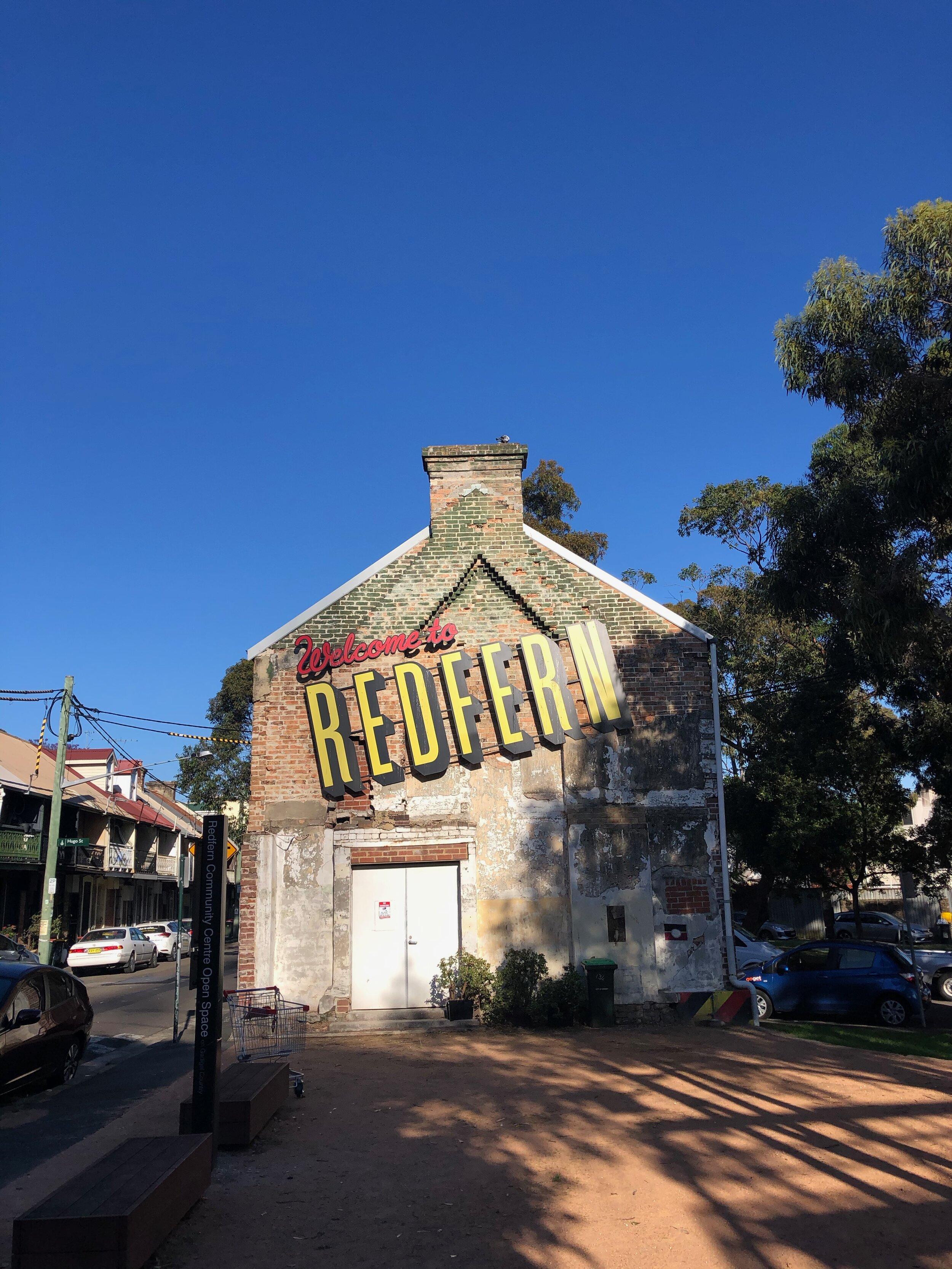 Redfern Sydney NSW