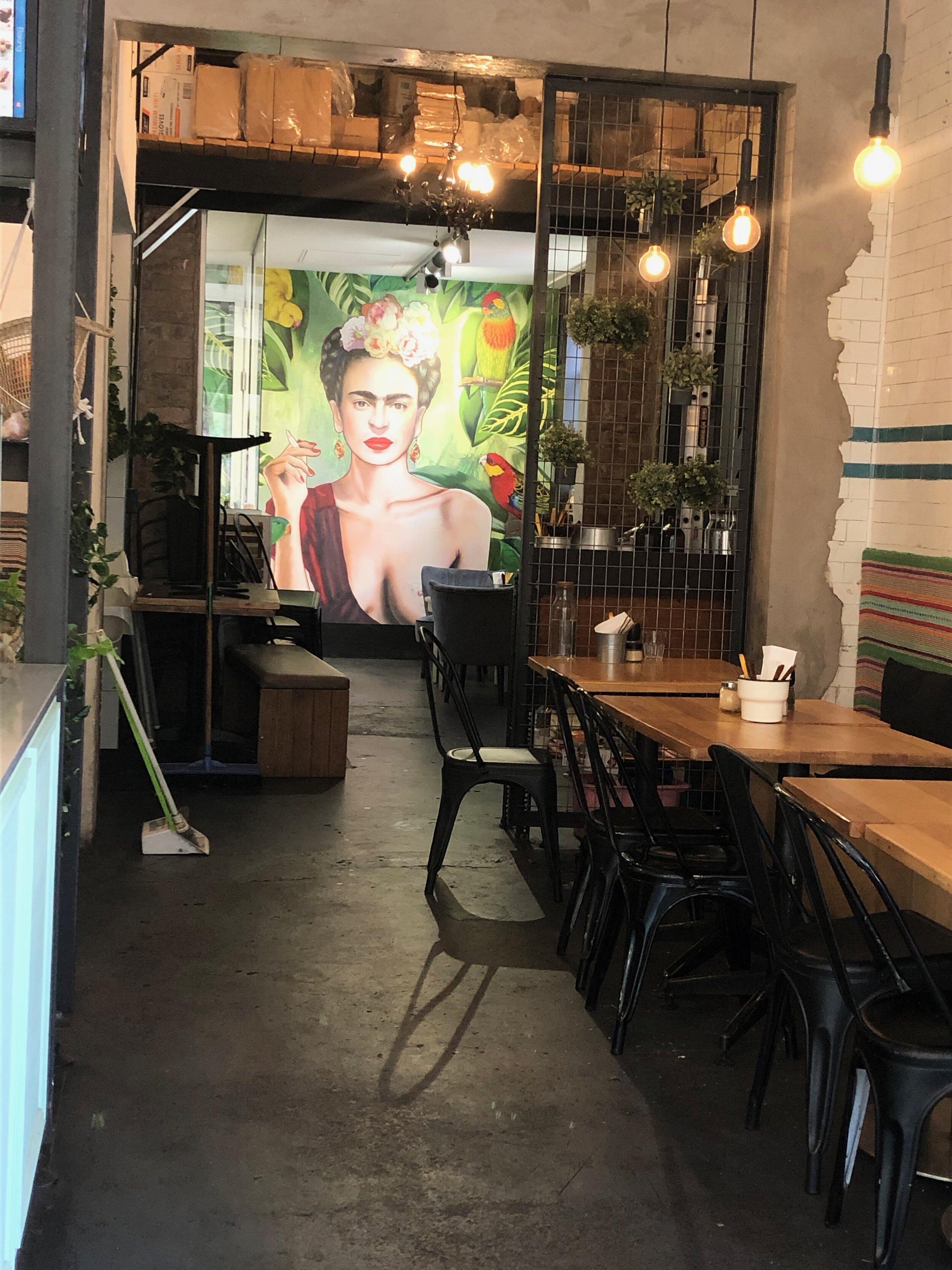 Wild Flour Cafe Redfern