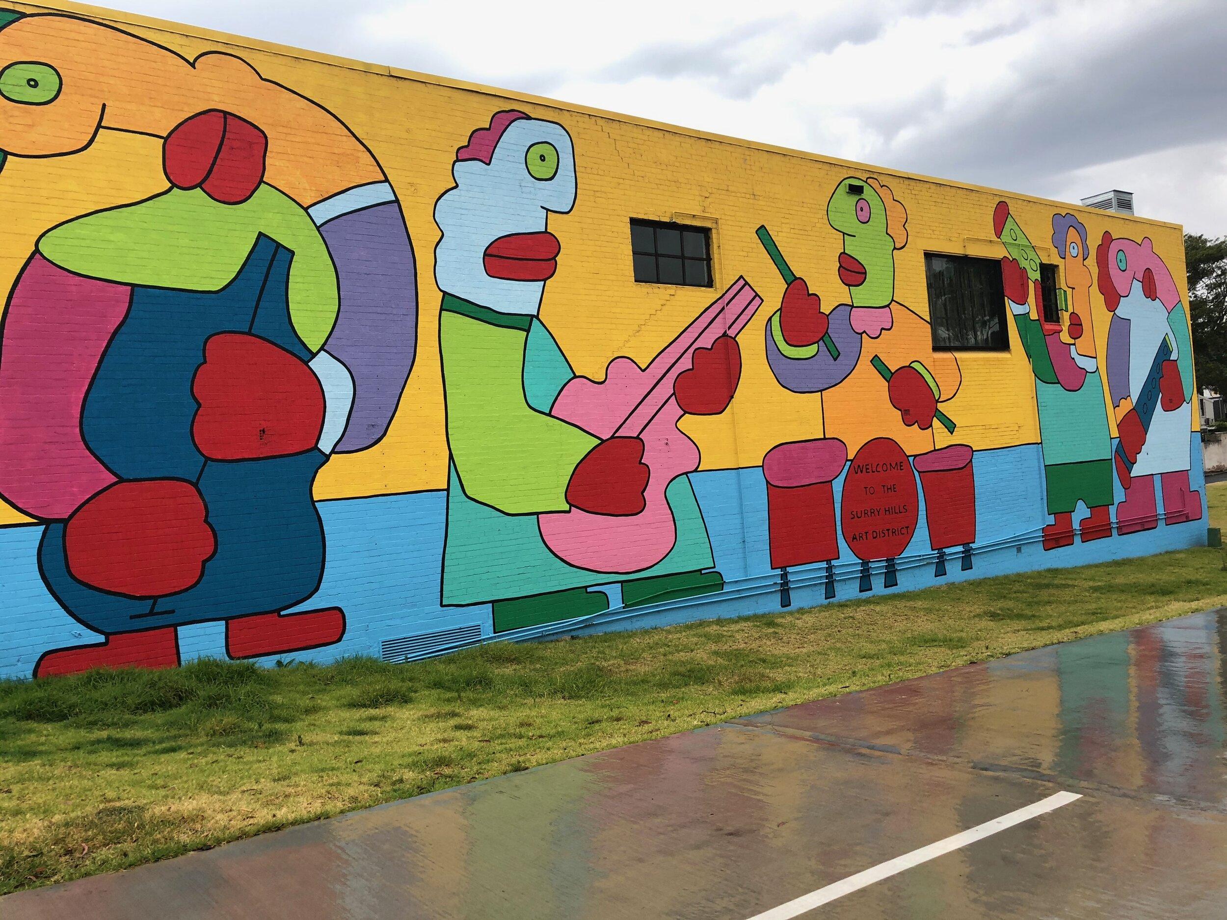 Surry Hills Arts District