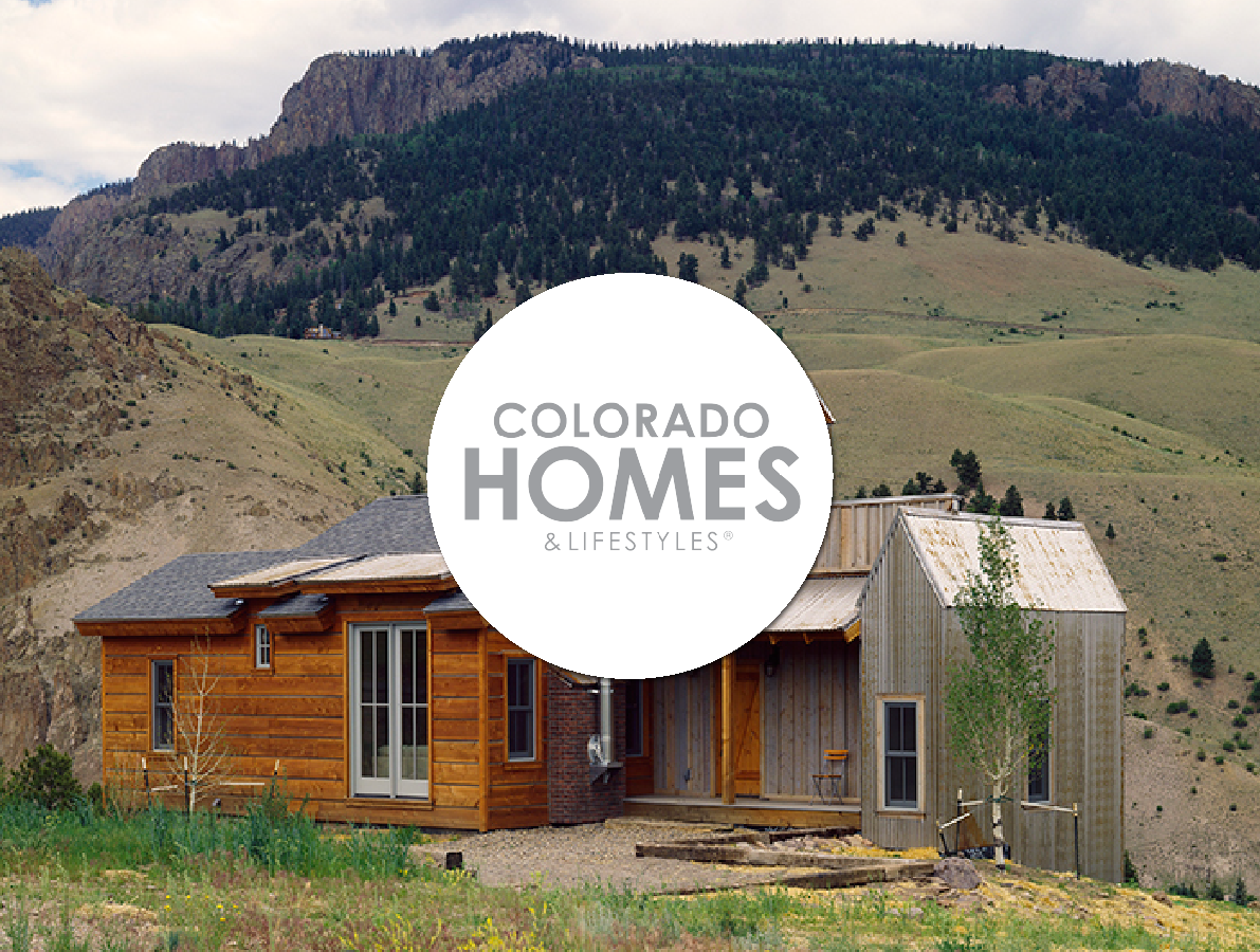 Creede America: Land of Small, Stylish Houses - Colorado Homes & Lifestyles magazine featured an article about our unique mountain neighborhood. Please click the image to continue to the article.