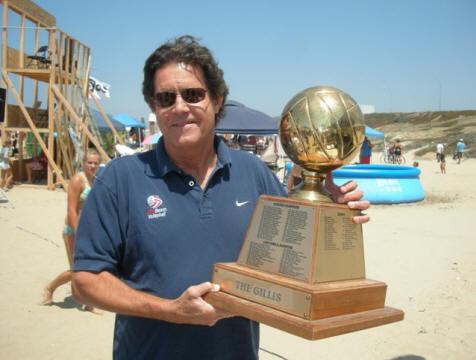 1st Gillis Champ, Ed Spaw