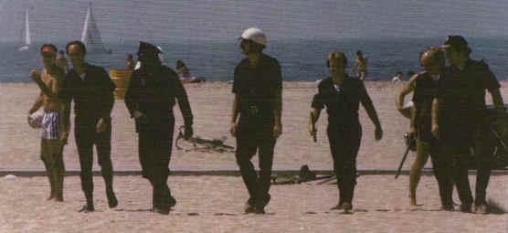 Dik Johnson, Turley and crew -Jailhouse Rock -1985
