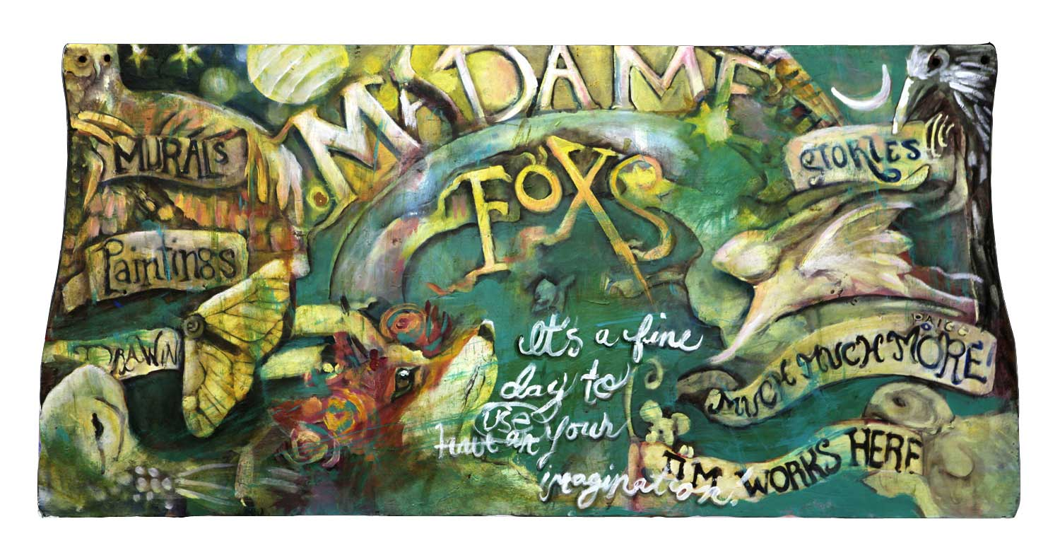 Madame Fox's Metier
