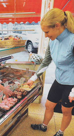 For optimum training gains, space out your feeds through the day  Publication: Health & Fitness For Cyclists  Feature title: The timing of nutrients   PDF