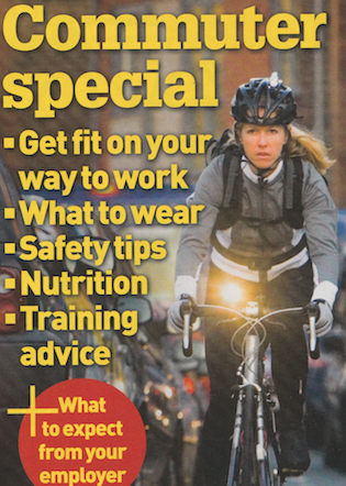 cover photo  Publication: Cycling Weekly  Feature title: cover   PDF