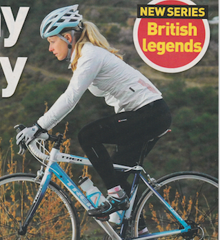 cover photo  Publication: Cycling Weekly  Feature title: cover | PDF