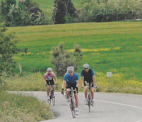 The rolling hills of Tuscany make for idyllic cycling country  Publication: Cycling Weekly  Feature title: Tuscany | PDF