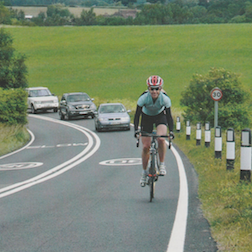We take to the hills (and the flat) with Cycling Weekly's endurance expert and Ironman triathlete, Penny Comins as she talks us through her race tactics and training strategy  Publication: Cycling Weekly  Feature title: Hants/Sussex and The Fens, The Long Weekend | PDF1 ,  PDF2 ,  PDF3 ,  PDF4