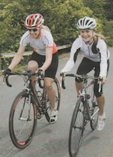 An experienced sportive organiser but relatively new participant to the sport shows Cycling Weekly around the route for Cycletta South women's sportive  Publication: Cycling Weekly  Feature title: Buckinghamshire with Jo Dytch | PDF1 ,  PDF2 ,  PDF3