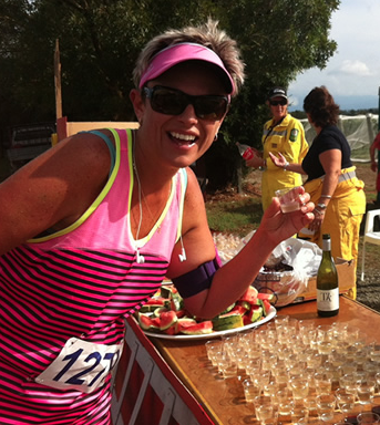 After a trip to Ironman New Zealand which turned into a surprising rollercoaster of negative and positive emotions. Penny Comins was quickly back to her 2015 running goals at the Martinborough Round the Vines Half Marathon in New Zealand.  Website: Tri247   Feature link