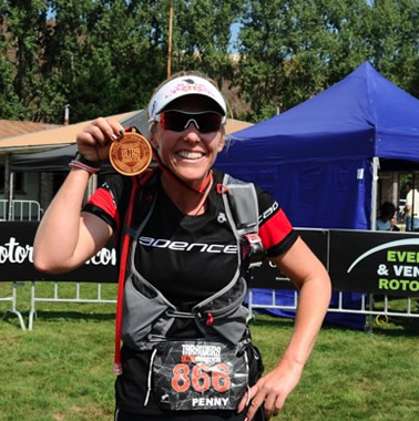 The early season goal has been the 85km Tarawera Ultra Marathon ( www.taraweraultra.co.nz ) in New Zealand, as she seeks to gain the qualification requirements to take part in the legendary  Ultra-Trail du Mont Blanc®   Website: Tri247   Feature link