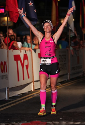 We've followed the progress of Ironman athlete Penny Comins and her personal 'road to Kona' from receiving news of her slot via the legacy program, right through to her superb Kona race report.  Website: Tri247   Feature link