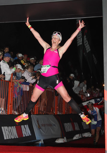They say getting married is the best day of your life... Well, as yet, Ironman athlete Penny Comins isn't married...but she is fairly sure that Saturday 11th October 2014 will be (to that point at least!) the best dat of her life.  Website: Tri247   Feature link