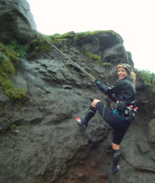 Penny Comins reports back from the 2013 Laugavegurinn Ultra Marathon    Website: Run247     Feature link