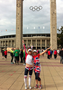 Race preview: Penny Comins is in Berlin for the 39th BMW Berlin Marathon - September 30, 2012. Because big city marathons are not just about the elite, she reports of her own experiences in the build up to the big race    Website: Run247     Feature link