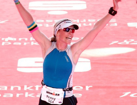 Penny Comins is a 16-time Ironman finisher who has been pursuing the Hawaiian dream since day one  Website: ap.ironman   Feature link