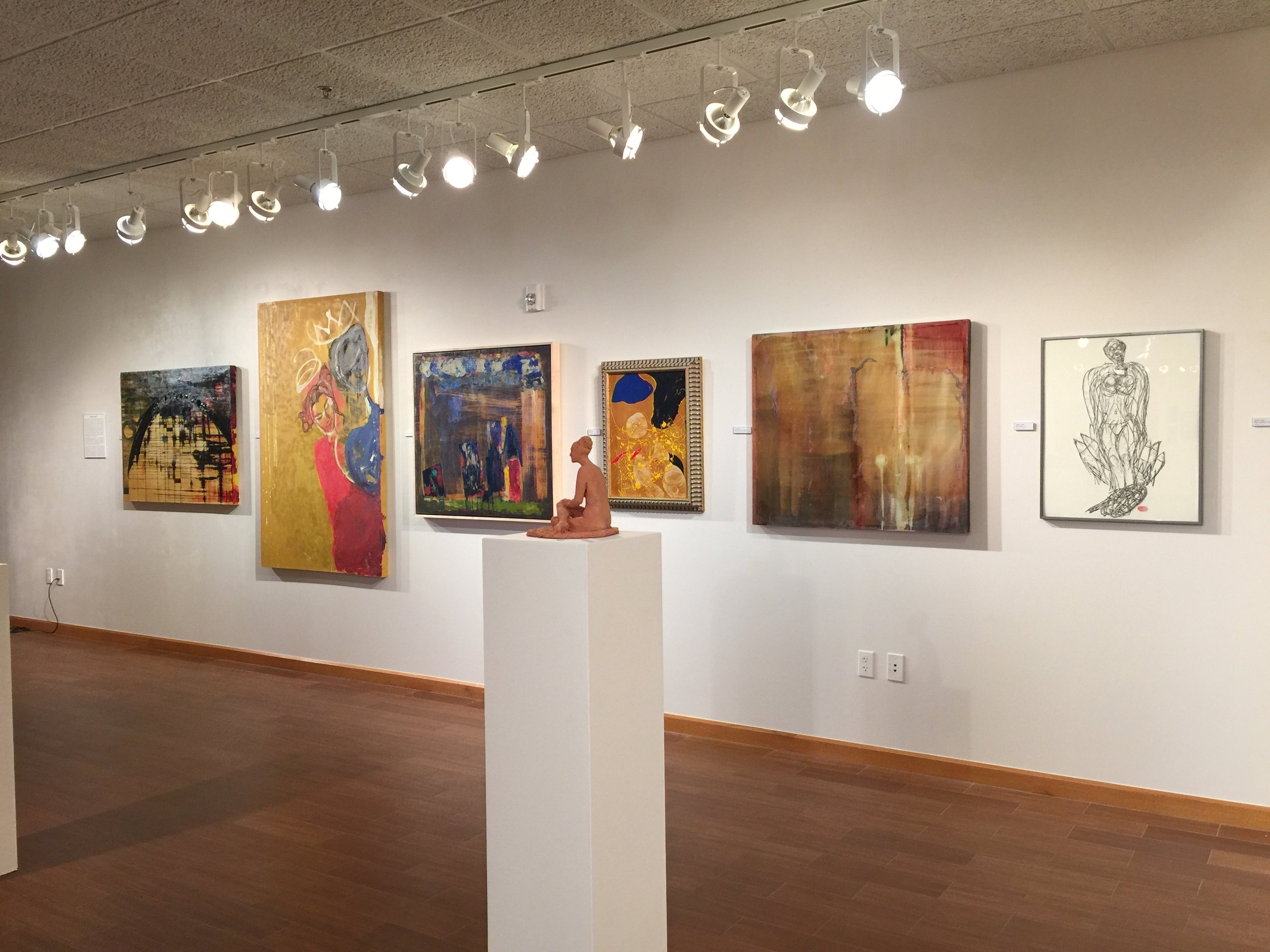 Hodge Podge II, Inasmuch Foundation Gallery, Oklahoma City, Feb-March 2018