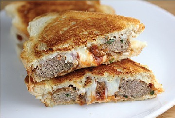 @borninbrooklynfoodtruck is bringing some #beefmeatball #grilledcheese #realness to #theparksd this Thursday!