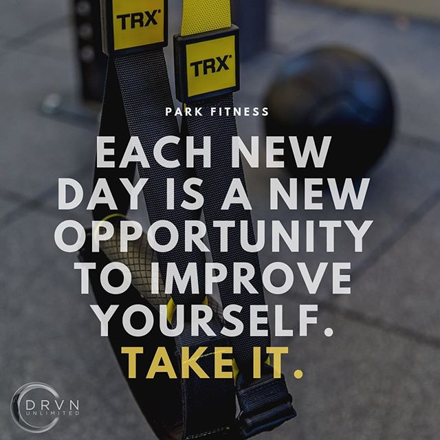 """Do your best today, for a better tomorrow. We are here to help you on your journey, so stop by Park Fitness today to speak to a health coach about helping you achieve a better you!"""" #health #wellness  #inspiration #creatingchange #progress #theparksd #DRVNUNLIMITED"""
