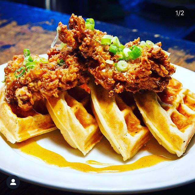 @wtfwafflesocal is coming to #theparksd with their #chickennwaffles! And all their other #yummy #waffles!