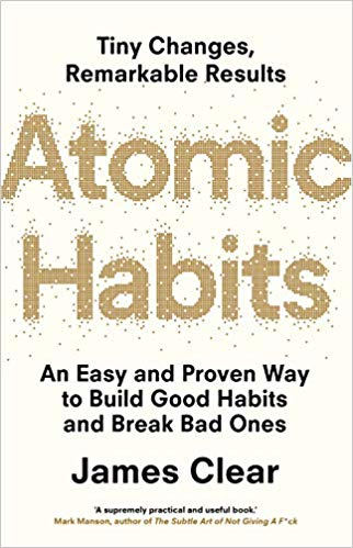 The best book on making real, positive change. One of my favorite books with approachable, actionable strategies to make healthy habits (or any habit) a success.
