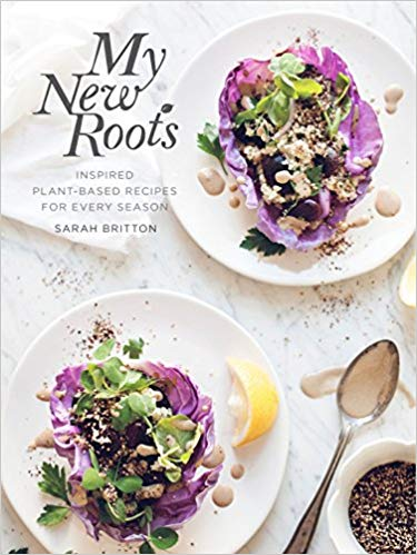 When anyone asks me what my favorite cookbook is, I always start with this one. Sarah Britton breaks her chapters into seasons, so you are always eating seasonally and locally for the most part. A must for every kitchen!