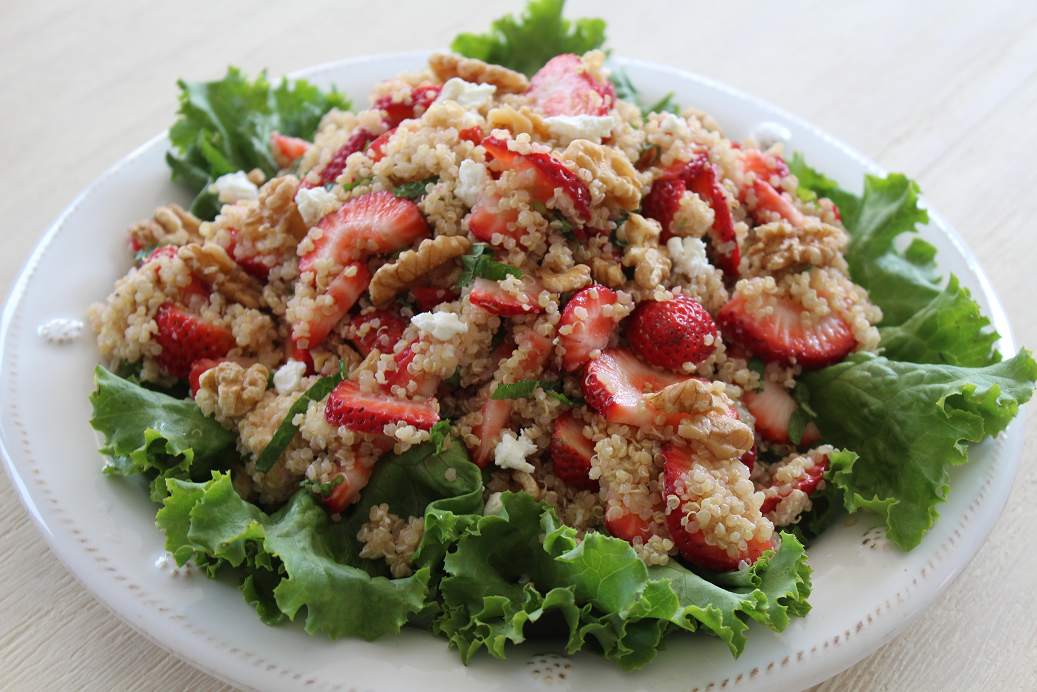 Strawberry Quinoa Salad with Fresh Mint & Creamy Goat Cheese 3.png