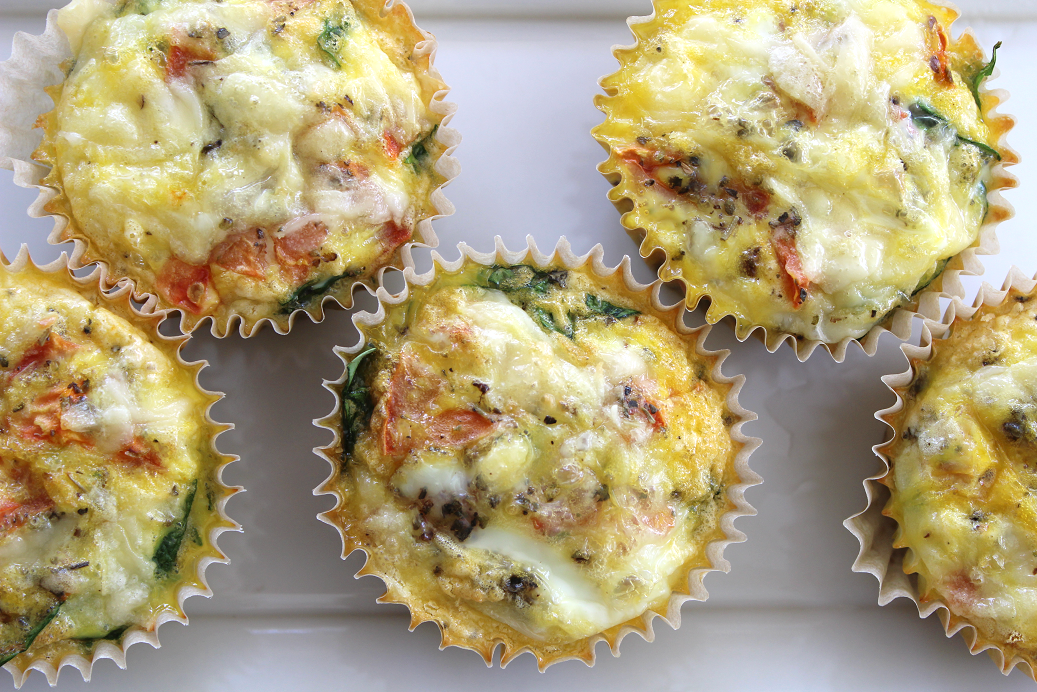 If you're in search of a healthy, freezer-friendly meal prep recipe that can be enjoyed for on-the-go breakfasts or afternoon snack, then this recipe is for you! Italian Inspired Egg Muffins freeze beautifully, but they also last in the fridge for 5 days. Serve them with toast and fresh avocado, or serve with a salad for a light lunch.