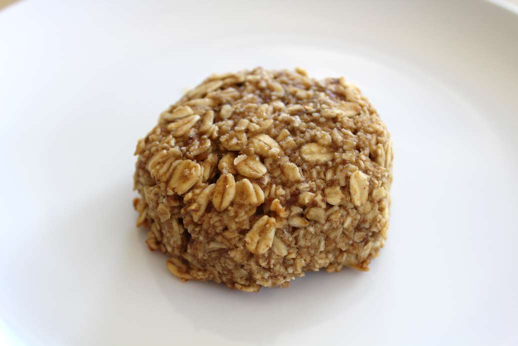 These Banana Oatmeal Cookies are the bomb! They have no processed sugar, are gluten-free, and vegan, so you can feel good about eating them any time of day. Made with wholesome ingredients, they can be meal prepped and enjoyed for one-the-go breakfasts, snacks, or as a yummy dessert with a piece of antioxidant-rich dark chocolate on the side. Bonus: they're made in the food processor! Ahem, minimal clean up 😊