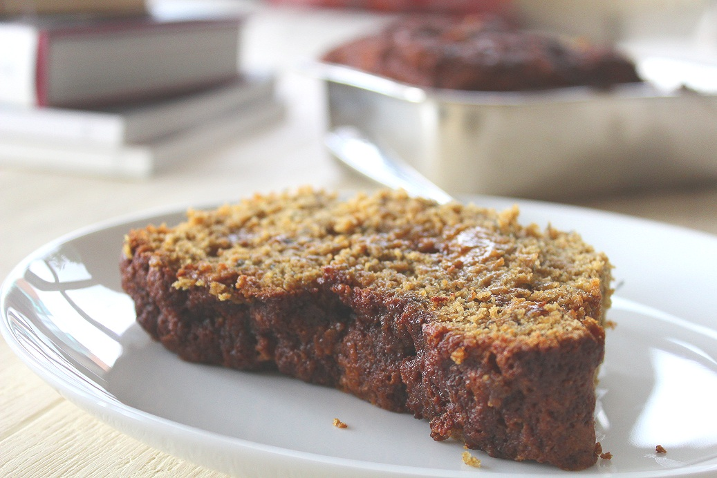 I grew up eating and loving my Mom's banana bread, which was so delicious and sweet, it should have (maybe) been dessert 😉 I healthified banana bread by making it with fiber-rich whole wheat pastry flour and oat flour (which you can make at home by blending rolled oats in a blender) and cut the sugar tremendously by using monk fruit sweetener. The Cinnamon Swirl in the middle and top of the banana bread is unreal and a MUST for the recipe! The center is gooey, like the center of a cinnamon roll, while the top becomes crunchy, almost like crème brûlée.