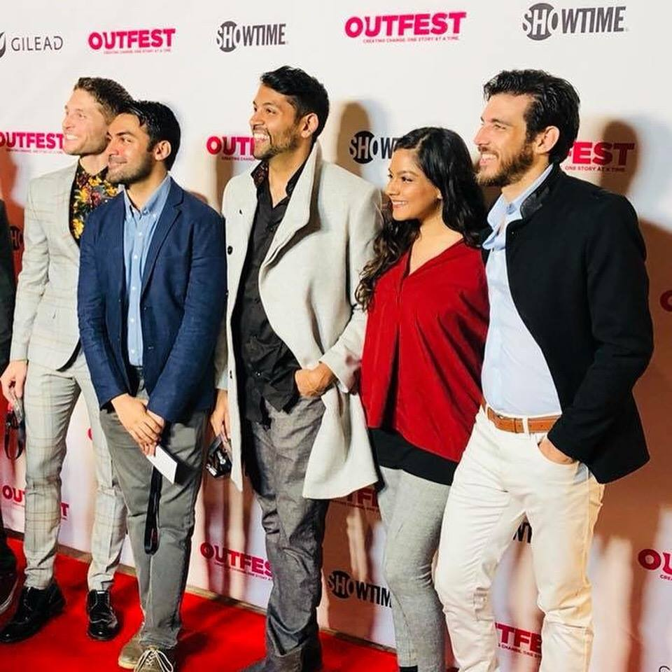 Outfest Fusion Red Carpet