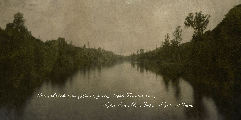 Arnold River (Hone Mokehakeha). Dye sublimation print on fabric. 2018.jpg