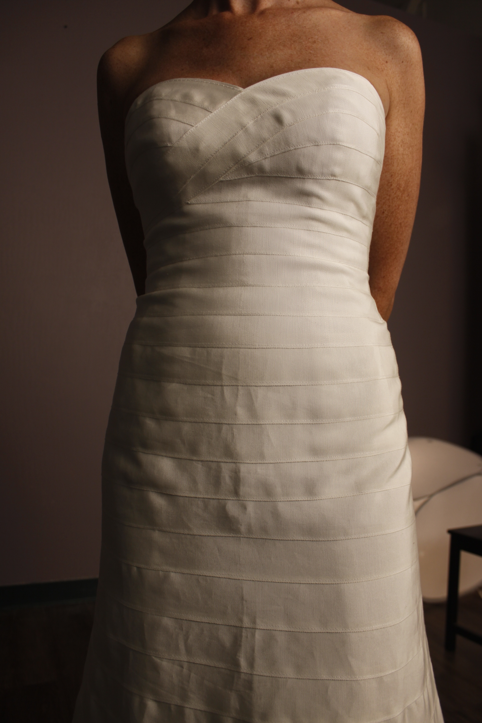 Avery Ribbon Dress